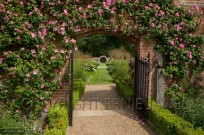 Rose Arch and Walled Garden (EAJ009358)